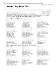 Resume Words To Use Words To Use On Resume Key Resume Words Phrases Resume Words For 91