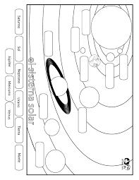 Solar System Printable Worksheets Free Worksheets Library ...