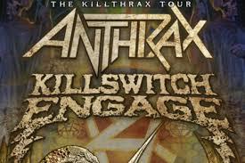 Iron City Birmingham Seating Chart Anthrax Killswitch Engage And Havok At Iron City On 6 Feb