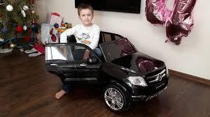 Детский <b>Электромобиль</b> Мерседес <b>Mercedes</b> GLK Class 12V ...