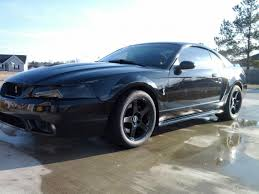 Mustang Staggered 2003 Cobra Style Black Wheel & Sumitomo Tire Kit ...
