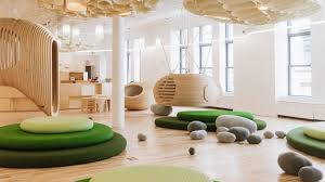 Interior Design Schools Ny Enchanting BIG's New York City School For WeWork Encourages Interaction And Play