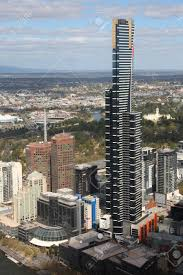 Photo melbourne australia february eureka tower on in at m tall