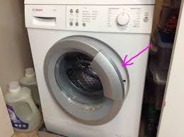 Cleaning Front Load Washing Machine How To Clean Door Seal Gasket On Front Loader Washing Machine