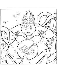 The Little Mermaid Coloring Pages Google Søgning 塗り絵