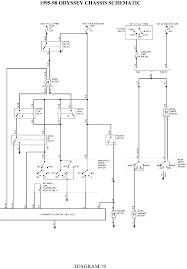 2004 honda odyssey wiring diagram vienoulas wiring diagrams honda odyssey parts diagram c a 817 better likeness repair guides wiring diagrams autozone