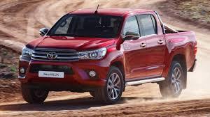 Toyota Hilux Revo 3.0L Diesel 4WD (Left Hand Drive)