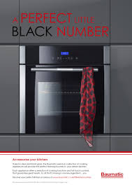 Baumatic Kitchen Appliances Innovative Electrical Retailing Baumatic Launches 2016 Consumer