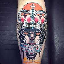 Tattoo Panther 100 Fotografické Náčrty Pro Dívky A Muže S Hodnotou