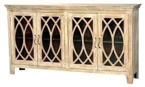 glass door sideboards rustic buffet cabinet rustic buffet cabinet solid wood glass door sideboard 4 door