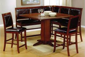 blue dining table set corner booth dining set kitchen table rustic style plus booth style kitchen
