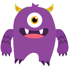 monster cartoon png clipart free images cute