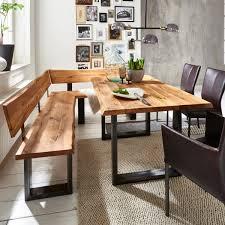 industrial oak dining table soild oak