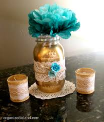 Mason Jar Decorations For Bridal Shower Bridal Shower Mason Jars 5