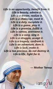 Mother Teresa Quotes Life They Imitate Kindness Inspirational Wisdom and Mother teresa quotes 94