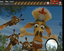 Small Picture Madagascar Games on Toon3com