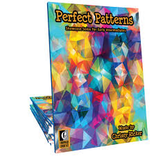Perfect Patterns Extraordinary Perfect Patterns Songbook By Chrissy Ricker Hardcopy Songbook