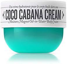 Sol de Janeiro Coco Cabana Cream Moisture ... - Amazon.com