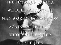 Image result for satan father of all lies