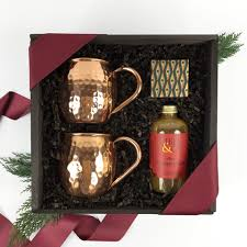 loved and found moscow mule gift set moscow mule gift box holiday