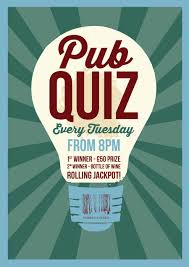Designer Trivia Bilderesultat For Quiz Poster Pub Graphic Design Quiz