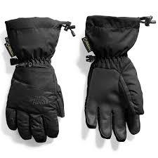the north face kids 39 montana gore tex gloves jk3 tnf
