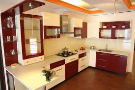 Small Picture Captivating Interior Design For Kitchen In India Photos 65 For