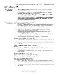 Resume Template For Nursing Assistant Unique New Grad Rn Cover Letter Chic Orthopedic Nurse Resume Sample On