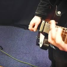 There was <b>lots of cool</b> test drivers at... - Vuorensaku Guitars