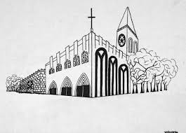 perspective drawings of buildings. Interesting Buildings GothicRomanesque Architecture With Perspective Drawings Of Buildings