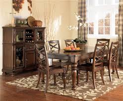 round dining room set. Ashley Furniture Porter 7-Piece Round Dining Table Set | Northeast Factory Direct 7 (or More) Piece Sets Cleveland, Eastlake, Westlake, Mentor, Room