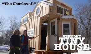 Small Picture The Charlavail A Rustic Solar Tiny House on Wheels YouTube