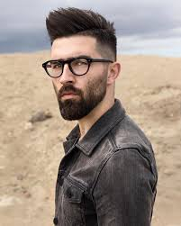 21 Most Popular Mens Hairstyles With Glasses For 2019 Hairdo Hairstyle