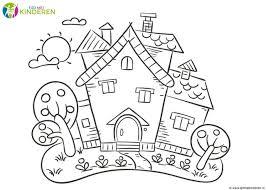 25 Nieuw Kleurplaat Sinterklaas Huis Mandala Kleurplaat Voor Kinderen