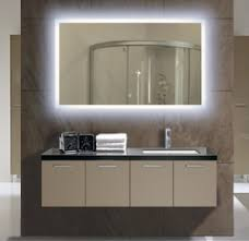ib backlit bathroom mirror