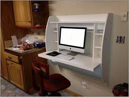 marvelous floating desk with storage diy