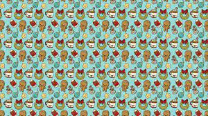 Free Cute Christmas Backgrounds ...