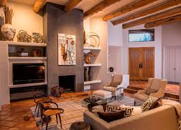 Southwest Colors For Living Room Southwestern Interior Design Style And Decorating Ideas