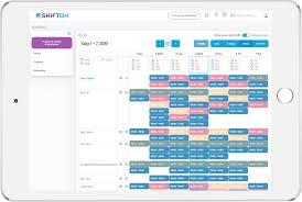 Online Work Schedule Shifton Is An Online Work Scheduling And Work Shift