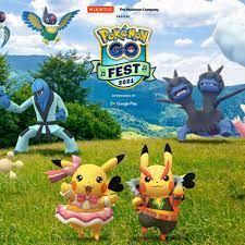 Pokémon GO Fest 2021: Release Date ...