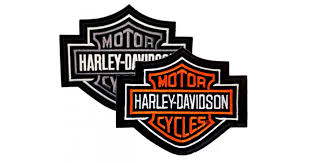 harley davidson bar and shield patch the cheap place