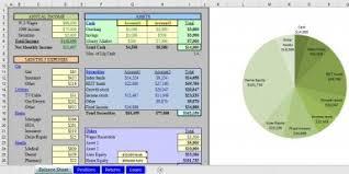 Personal Finance Model Personal Finances Tracker Demo