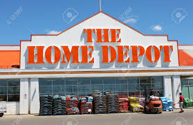 Small Picture The Home Depot Store Entrance Stock Photo Picture And Royalty