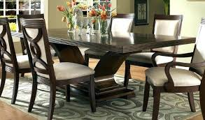 dining room table chairs dining room table and chairs black dining room table set