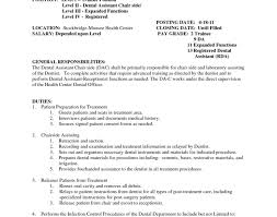 Astonishing Hygienist Resume Prepasaintdenis Com