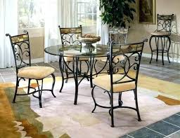round glass kitchen table tops bases for set top dining and chairs inspiring small kitc
