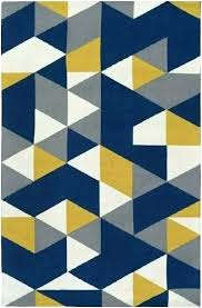 modern gray rug navy and yellow area rug yellow area rugs contemporary navy blue gray rug