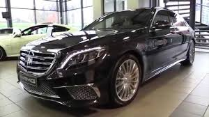 2016 Mercedes-Benz S65 AMG (V12 Biturbo) Start Up, Exhaust, and In ...