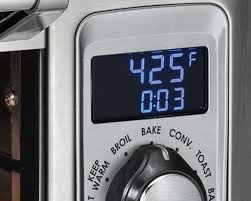 bonus countertop ovens can often take the place of a conventional oven saving both energy and time