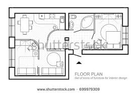 Plan Of Living Room